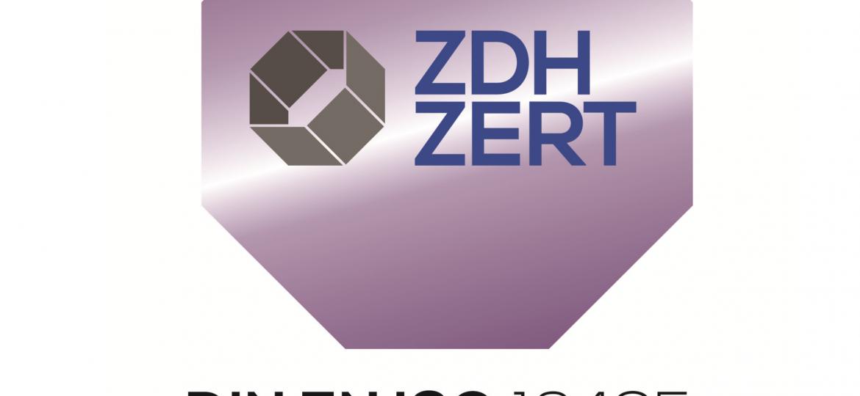 ZDH Zert Siegel